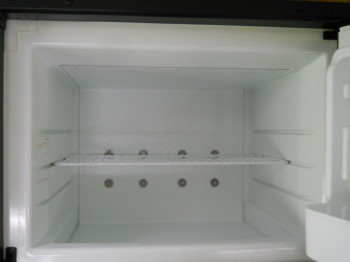 37 freezer open