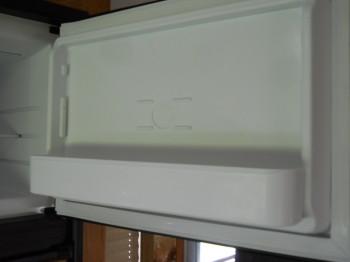 38 freezer door open