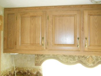 48 cabinets over kitchen counter