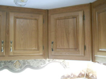 49 cabinets over kitchen counter