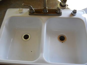 55 kitchen sink