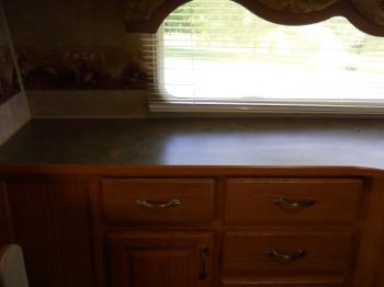 60 kitchen counter