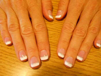 Polly's manicure