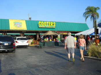 Cooter;s in Clearwater