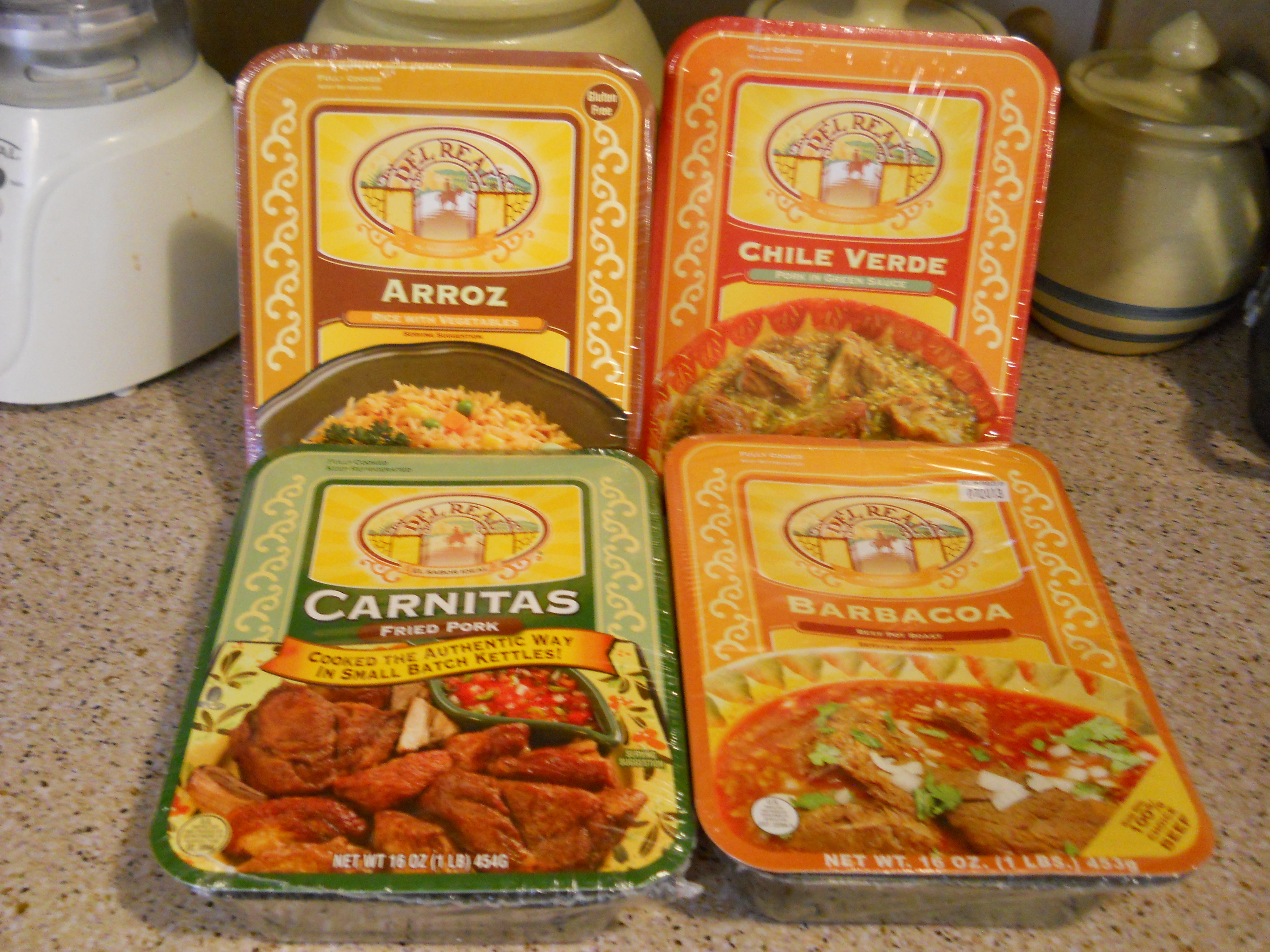 Del Real Foods Review & Giveaway