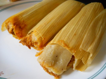 Beef and Pork Tamales