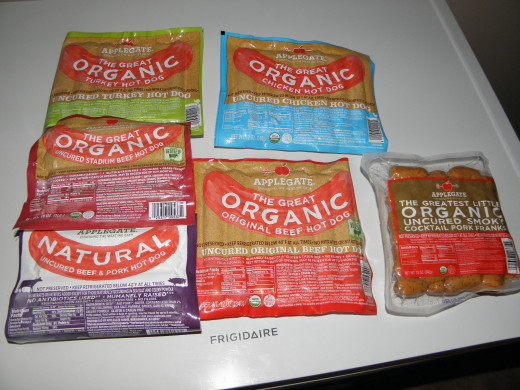 applegate hot dogs organic all natural