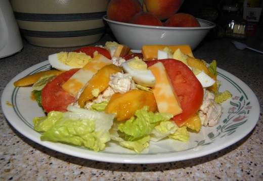 Georgia Chicken Salad