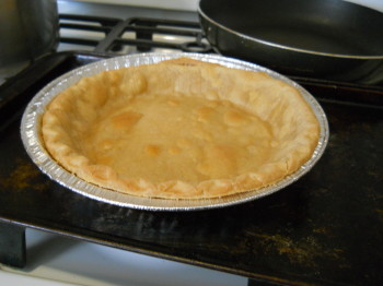 Wholly Wholesome Pie Crust