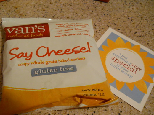 vans gluten free cheese crackers