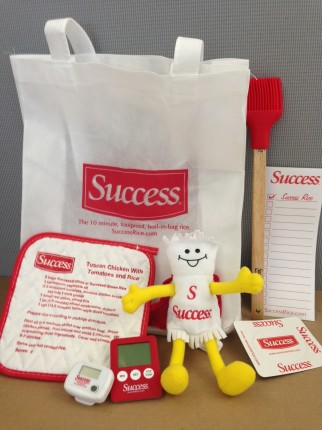 success rice prize pack
