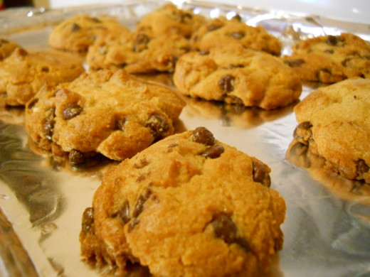 pillsbury gluten free cookie dough