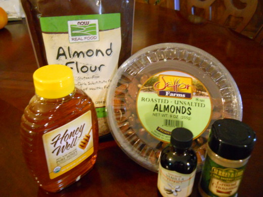 Almond Flour and Almonds