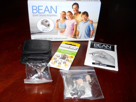 The Bean package with everything you need.