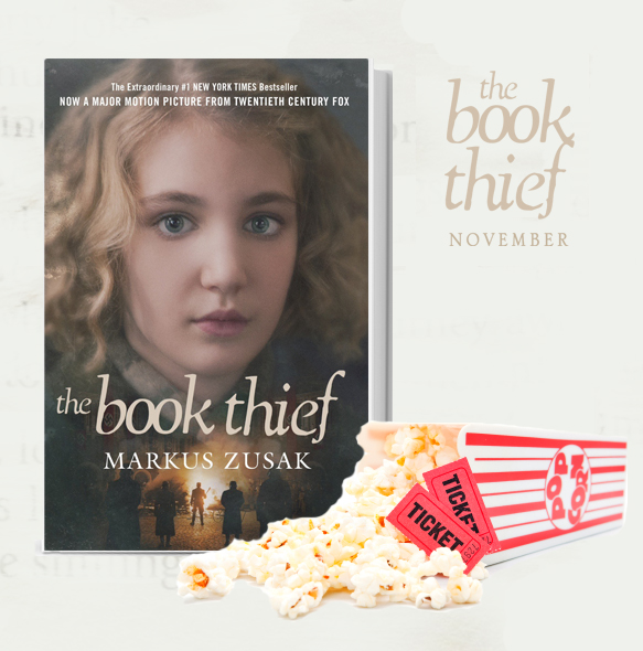 Win a copy of the book and a $25 Visa Gift Card to pay for tickets to see the movie!