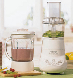 Cuisinart SmartPower Duet® Blender / Food Processor.