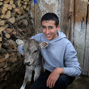 An Armenian Farmer