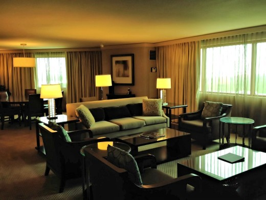 presidential suite mgm gold strike tunica