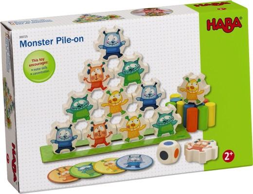 Mini Monster Pile On