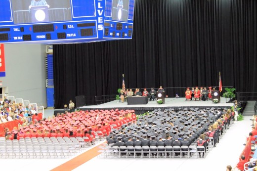 425 graduates from Alexander High School