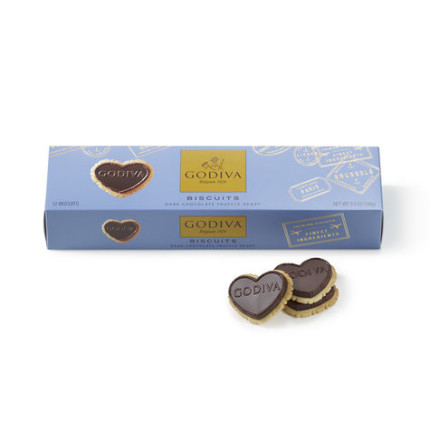 Dark Chocolate Biscuit Gift Pack