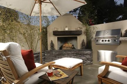 create a more stylish backyard