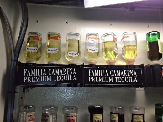Familia Camarena Premium Tequila