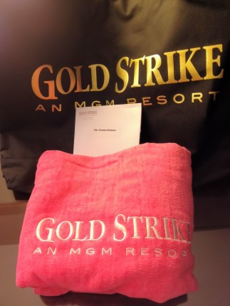 Another gift from MGM Gold Strike