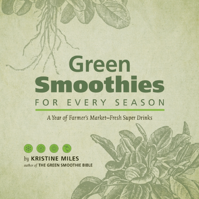 Family Gift Guide: Green Smoothies Cookbook Giveaway
