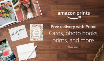 Amazon Prints: An amazing way to give your favorite digital pictures a whole new life. Win Your Share of $1000 in Amazon Gift Cards!