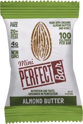 Almond Butter Mini Bar