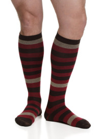 Cotton_Men_s_Compression_Socks_Dark_Brown_Brick_2_large