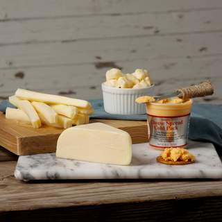Eichtens Cheese Tidbit Snack and Cheese Assortment from the Dairy