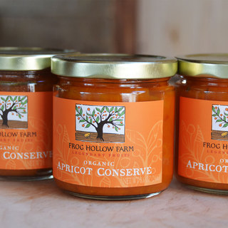 Apricot Conserves from Frog Hollow in Preserves