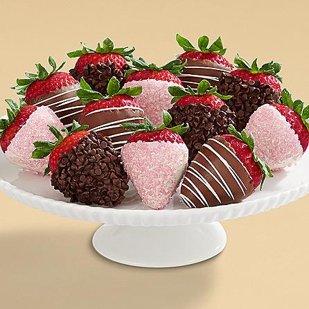 Shari's Berries Chocolate Covered Strawberries