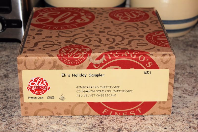 Holiday Gift Guide: Eli's Cheesecake