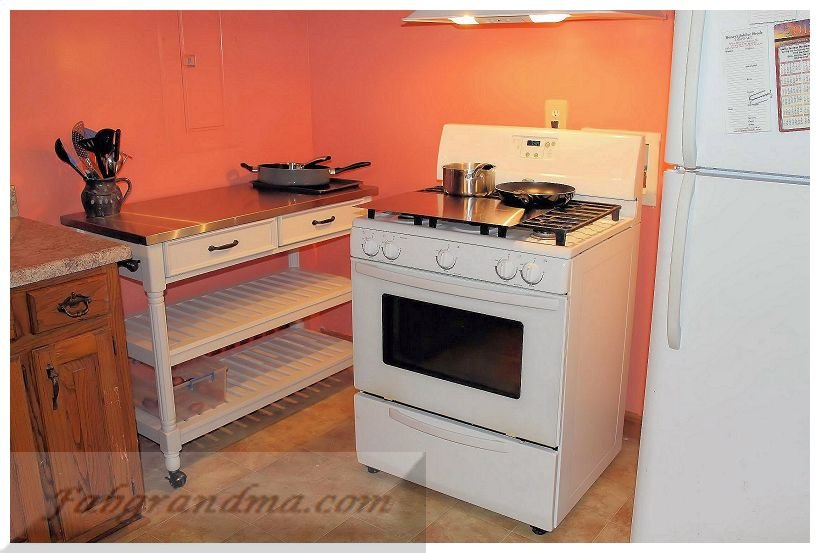 Superbe Home Remodeling The Kitchen Cart Fabgrandma