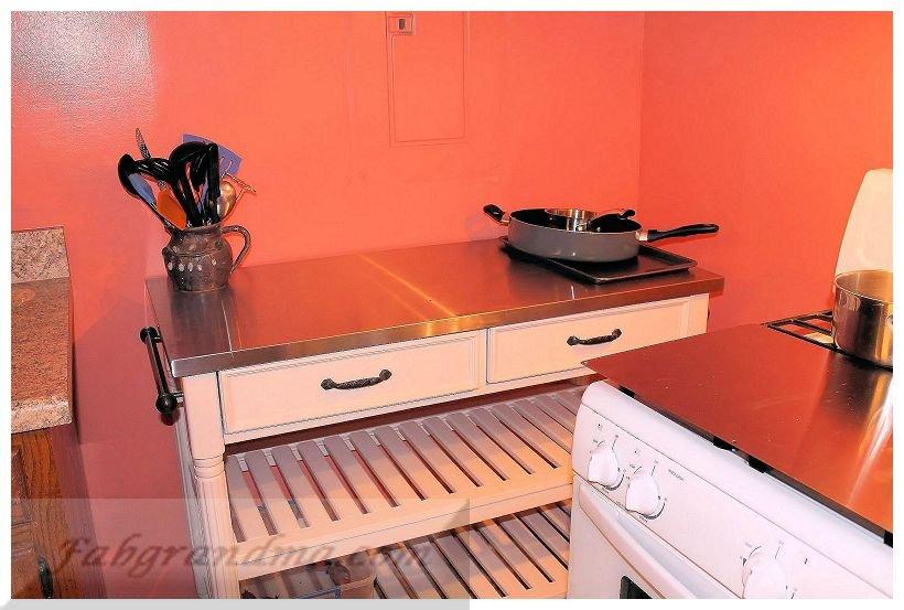 Home Styles White Kitchen Cart Kitchen Side Storage Most