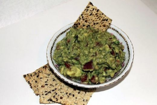 Guacamole with Way Better Snacks