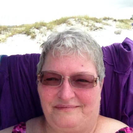 Sitting in my lounge chair at the beach, enjoying the lazy hour or so.