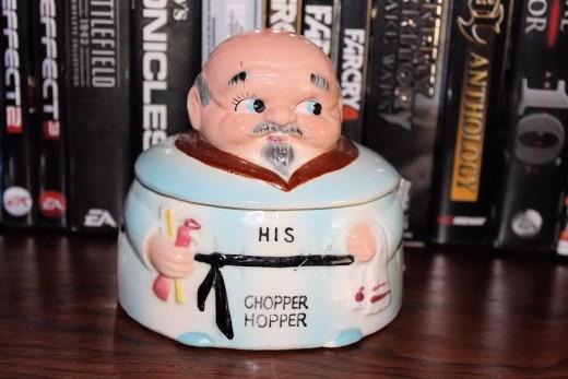 His Chopper Hopper
