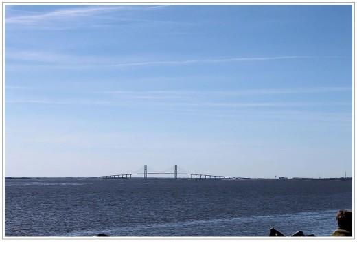 The causeway bridge