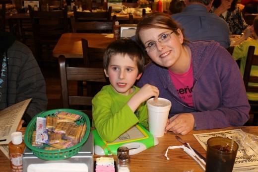 Owen and Sarah.