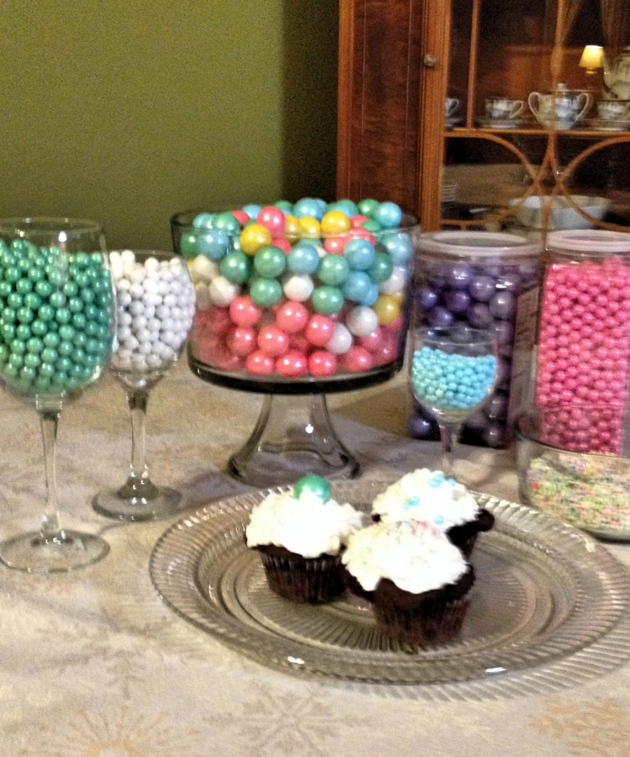 Make Your Next Party A Candy Buffet With Celebration by Frey