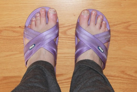 Women's Bokos Lavendar Sandals