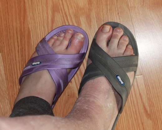 Bokos sandals Mens and Womens sizes available