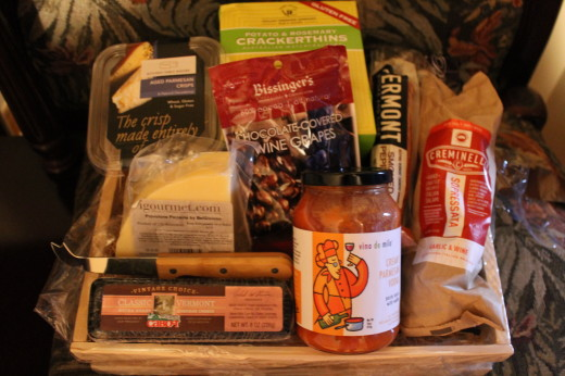 igourmet.com Gluten Free Gift Basket