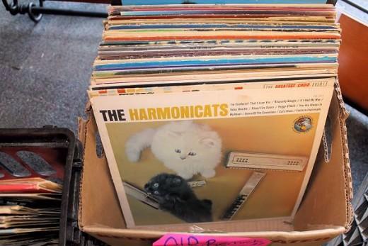 harmonicats album