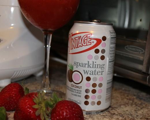Coconut Vintage Sparkling Water