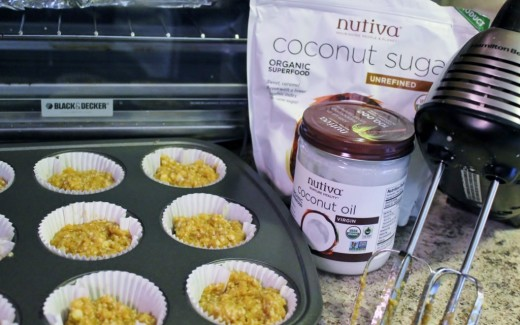 Nutiva Coconut Oil and Sugar